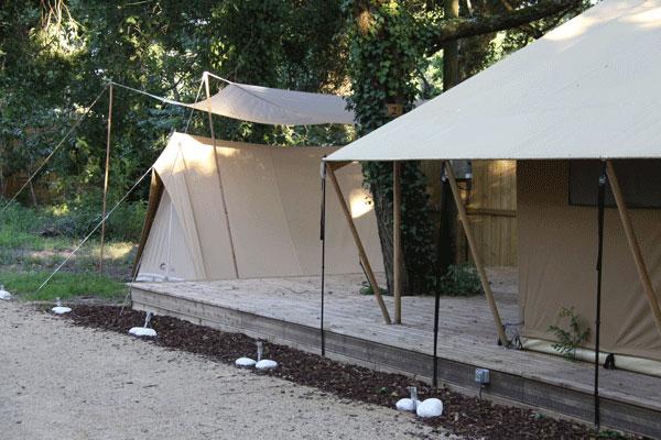 location lacanau cabane perch e tente luxe cabanon appartement lac du moutchic. Black Bedroom Furniture Sets. Home Design Ideas